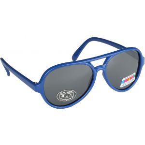 Hurricane Shiny barn polariserade solglasögon mörkblå med spegelglas