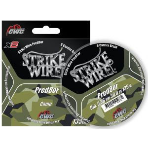 Strike Wire Pred8or X8 flätlina