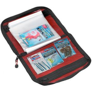 SPRO Norway Expedition Rig Wallet small [29 x 23 cm] röd