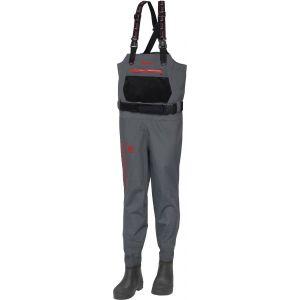 Imax Breathable vadare med EVA sko grå