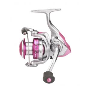 Okuma Pink Pearl V2 PP2-3000 frambromsad haspelrulle