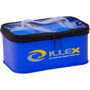 Illex Safe G2 vattentät väska [23.8 x 15 x 12.5 cm] blå