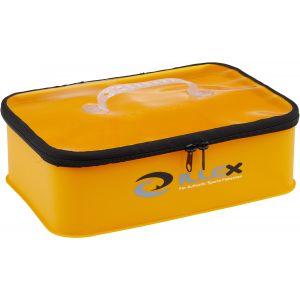 Illex Safe G2 vattentät väska [37 x 25.8 x 12.5 cm] gul