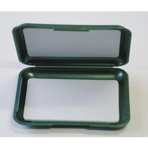 Wiggler flugask [13.6 x 10 x 2.2 cm] grön