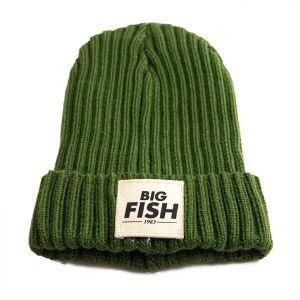 Big Fish 1983 Beanie mörkgrön one-size