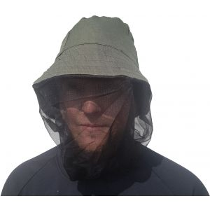 Wiggler Hatt med myggskydd one-size