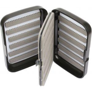 Wiggler flugask med svängbar mellanvägg [12.5 x 8.5 x 3.3 cm] svart