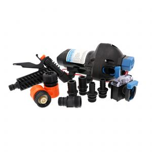 Jabsco Hotshot 3 spolpumpskit 12V 50 psi