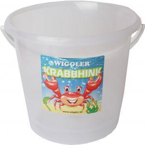 Wiggler Krabbhink 5 liter transparent