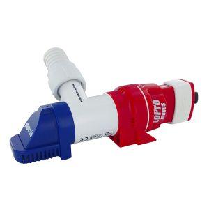 Rule LoPro 900 (LP900S) dränkbar pump med nivåvakt 12V