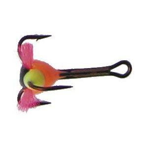 Wiggler Limtrekrok med garn #10 färg 11, 2-pack