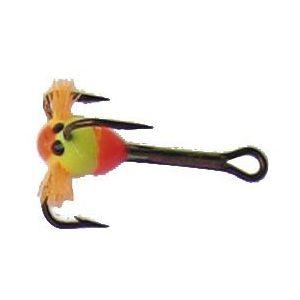 Wiggler Limtrekrok med garn #10 färg 17, 2-pack