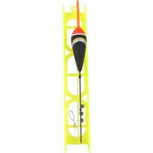 Wiggler MR24 metflöte 4.0 g inkl. rev med hake & 6 krok till 6 m metspö 1-pack