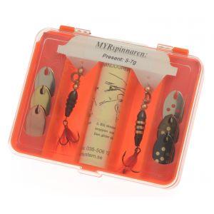 Myran MYR-Spinnaren presentförpackning 12-18 g