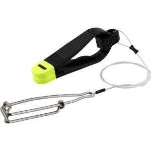 Scotty Power Grip Plus [1171] linutlösare med stakker & 45 cm nylonlina 1-pack