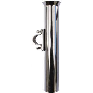 Wiggler Tubspöhållare 24 cm för 1-spö rostfri