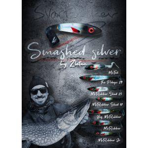 Svartzonker Smashed Silver by Zlatan