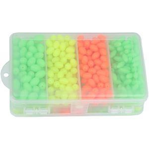 Wiggler Box med självlysande gummipärlor 1-pack