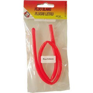 Wiggler Lysslang 2.5-8.0 mm x 40 cm fluo röd 1-pack
