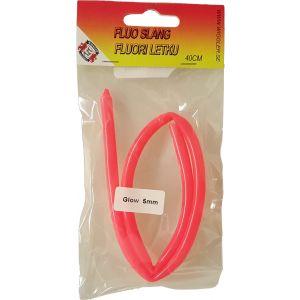 Wiggler Lysslang 2.5-8.0 mm x 40 cm röd 1-pack
