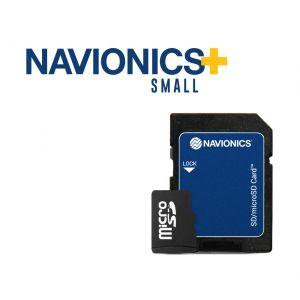 Navionics+ Small SD/Micro SD 8GB kort Hamnskär-Norrskär
