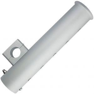 Wiggler Aluminium spöhållare 47 x 250 mm silver